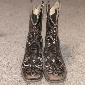 Roper Rustic Cowgirl Boots 😍